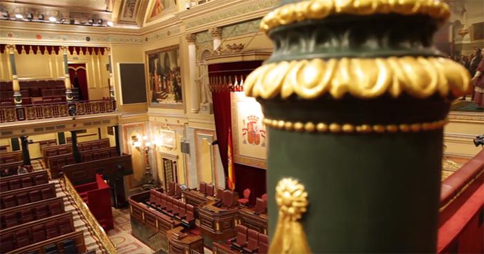 Congreso Los Diputados La Constitucion