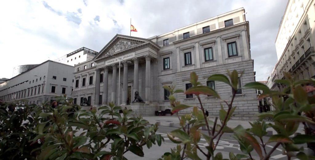 congreso-de-losdiputados-la constitucion española